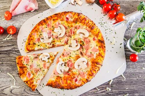 Original Franzesco Vorgebackene Pizza