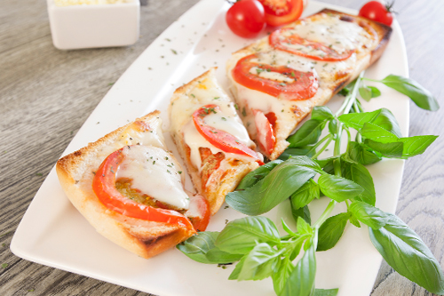 Original Franzesco Baguette Tomaten-Mozzarella